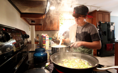Daily Journal:  Starkville youth to compete on 'Chopped Junior'