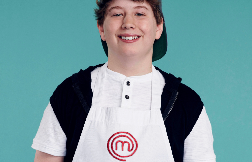 Mark heads to MasterChef Junior Season 5.